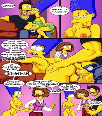 Welcome-To-Springfield 4 free sex comic
