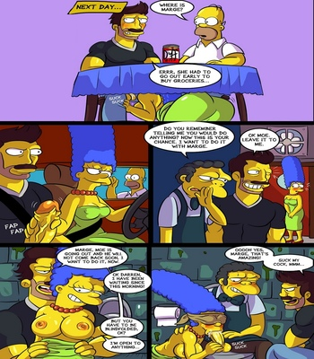 Welcome-To-Springfield 7 free sex comic