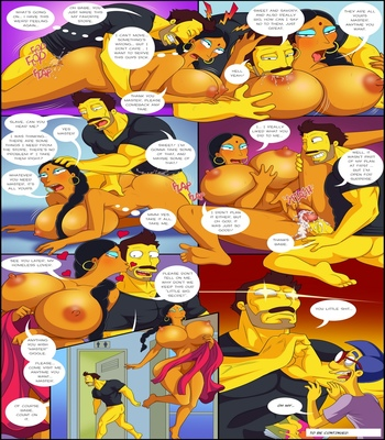 Welcome-To-Springfield 17 free sex comic