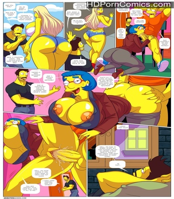 Welcome-To-Springfield 41 free sex comic