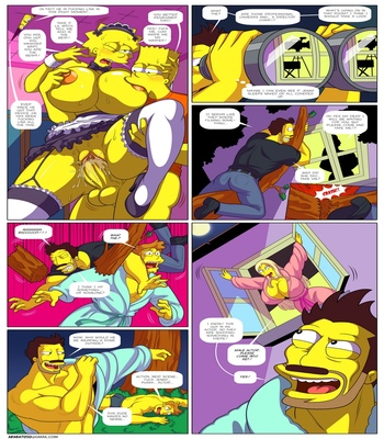 Welcome-To-Springfield 42 free sex comic