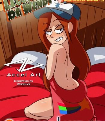 Porn Comics - Wendy's Lessons