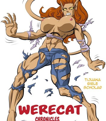 Porn Comics - WereCat Chronicles 1-3
