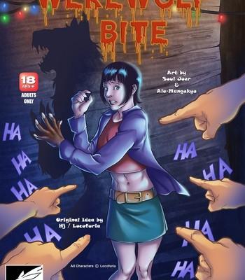 Porn Comics - Werewolf Bite