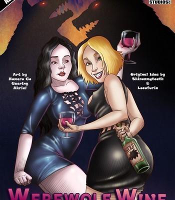 Porn Comics - Werewolf Wine