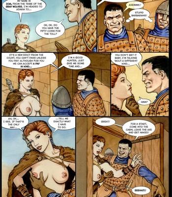 What A Barbarian! comic porn sex 003