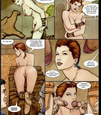 What A Barbarian! comic porn sex 004
