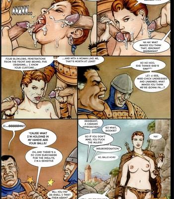 What A Barbarian! comic porn sex 008