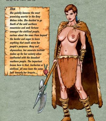 What A Barbarian! comic porn sex 009