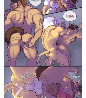 What A Twist! comic porn sex 082