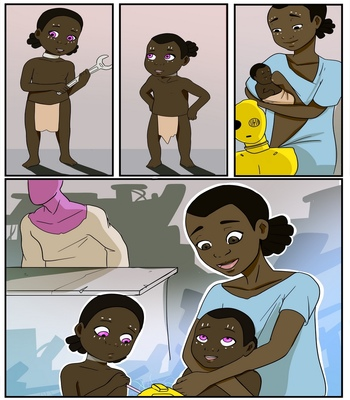 Where-In-The-Galaxy-Is-Efi-Olade 4 free sex comic