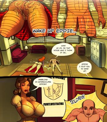 Who Fucked Roger's Rabbit comic porn sex 018