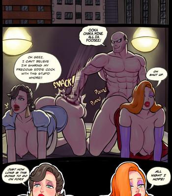 Who Fucked Roger's Rabbit comic porn sex 030
