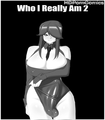 Who I Really Am 2 comic porn