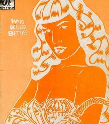 Porn Comics - Who Killed Bettie!