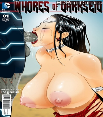 Porn Comics - Whores Of Darkseid 1 – Wonder Woman