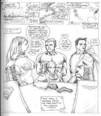 Whores-Of-Darkseid-3-Starfire 2 free sex comic