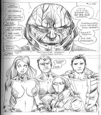 Whores-Of-Darkseid-3-Starfire 3 free sex comic