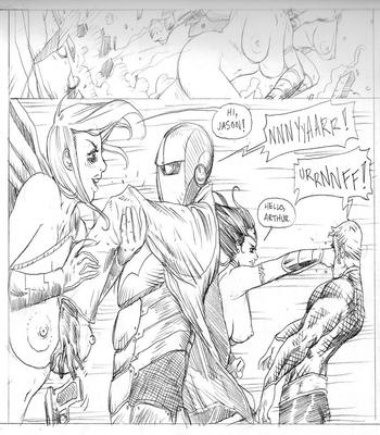Whores-Of-Darkseid-3-Starfire 8 free sex comic
