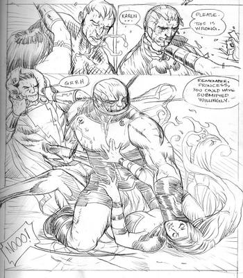 Whores-Of-Darkseid-3-Starfire 10 free sex comic