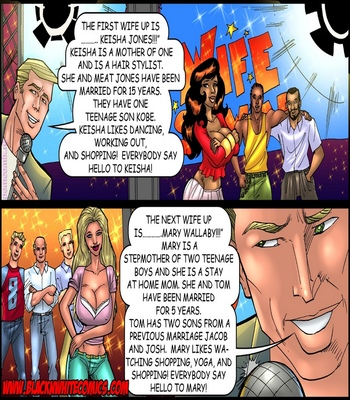 Wife-Swap-Black 3 free sex comic
