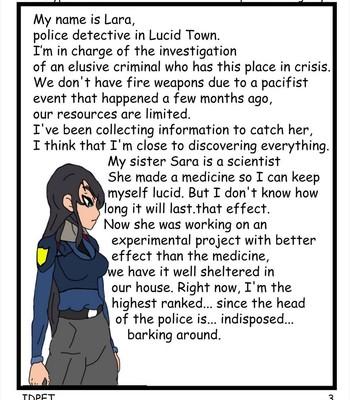 Wild Hypno Town 1 - Dog Days comic porn sex 004