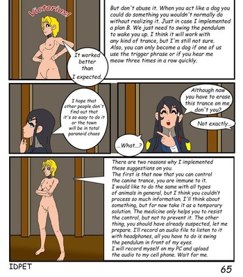 Wild Hypno Town 1 - Dog Days comic porn sex 066