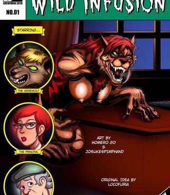 Porn Comics - Wild Infusion 1