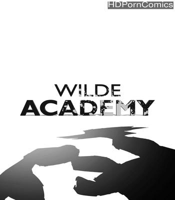 Porn Comics - Wilde Academy