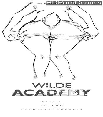 Porn Comics - Wilde Academy 2