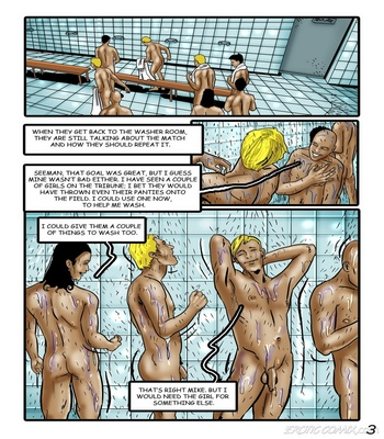 Winning-Team 3 free sex comic