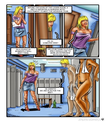 Winning-Team 4 free sex comic