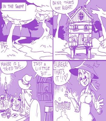 Witch 2 free sex comic