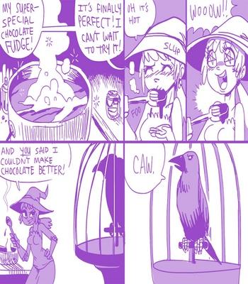Witch 3 free sex comic