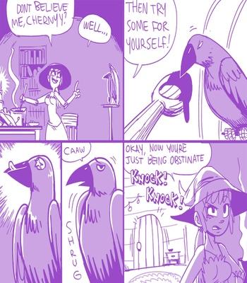 Witch 4 free sex comic