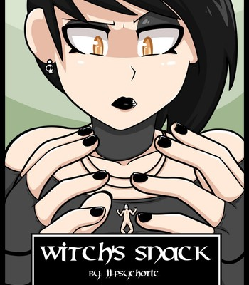 Porn Comics - Witch's Snack