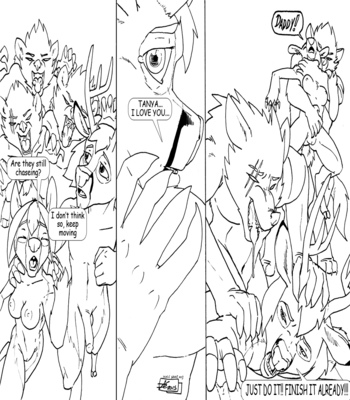Wolf Hunt comic porn sex 003