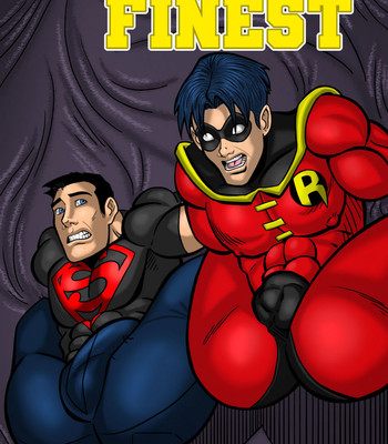 Porn Comics - World's Finest (2)