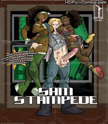 xxx Comix-John persons- Sam Stampede1 free sex comic