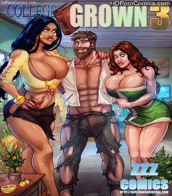 Porn Comics - xxx comics – ZZZ- College Grown3 free Porn Comic