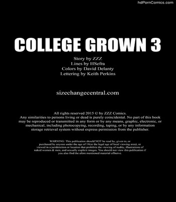 xxx comics – ZZZ- College Grown3 free Porn Comic sex 2