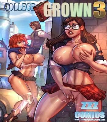 xxx comics – ZZZ- College Grown3 free Porn Comic sex 25