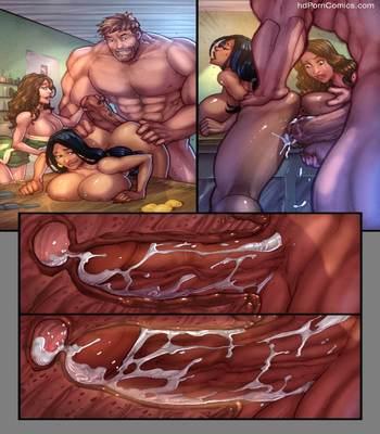 xxx comics – ZZZ- College Grown3 free Porn Comic sex 38