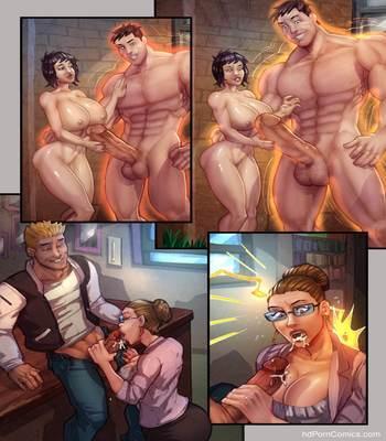 xxx comics – ZZZ- College Grown3 free Porn Comic sex 45