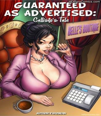 Porn Comics - xxx comix-Guaranteed as Advertised Callisto free Porn Comic