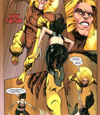 Porn Comics - XXX Factor