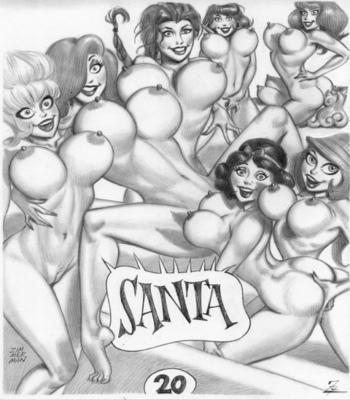 XXX-Mas-Party 20 free sex comic