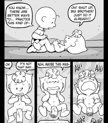 You Are A Sister Fucker Charlie Brown 1 comic porn sex 013