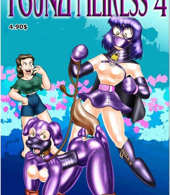 Porn Comics - Young Heiress 4