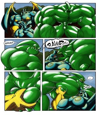 Zac-and-Galio-Transformation 14 free sex comic